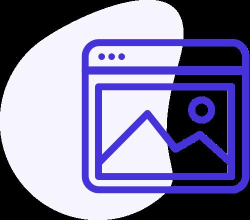 RWD響應式網頁設計圖標